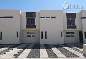 Foto de casa en venta en s/n , privada aserradero, durango, durango, 10153611 No. 01