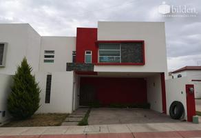 Foto de casa en venta en sn , privada del sahuaro, durango, durango, 17182983 No. 01