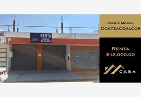Foto de local en renta en sn , puerto méxico, coatzacoalcos, veracruz de ignacio de la llave, 18897086 No. 01