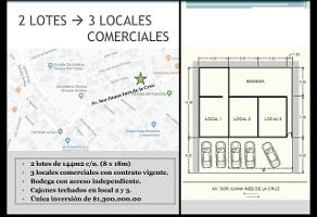 Foto de local en venta en s/n , rafael castellanos, gómez palacio, durango, 9100702 No. 01