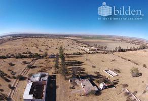 Foto de rancho en venta en sn , rancho el apuro, durango, durango, 17141635 No. 01