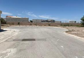 Foto de terreno habitacional en venta en s/n , real del nogalar, torreón, coahuila de zaragoza, 14962311 No. 01