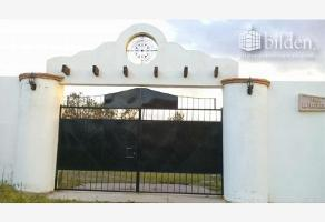 Foto de rancho en venta en sn , residencial casa blanca, durango, durango, 9050837 No. 01