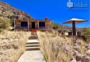 Foto de rancho en venta en s/n , residencial casa blanca, durango, durango, 9624607 No. 01