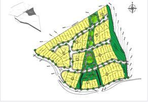 Foto de terreno habitacional en venta en s/n , residencial cordillera, santa catarina, nuevo león, 19450825 No. 01