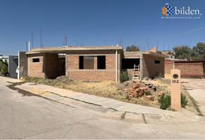 Foto de casa en venta en sn , residencial hortencia, durango, durango, 0 No. 01