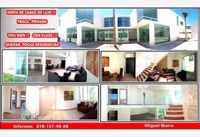 Foto de casa en venta en sn , residencial las alamedas, durango, durango, 0 No. 01