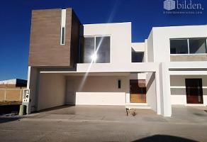 Foto de casa en renta en sn , residencial villa dorada, durango, durango, 12501230 No. 01