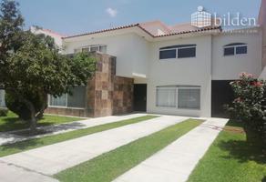 Foto de casa en renta en sn , residencial villa dorada, durango, durango, 9995421 No. 01
