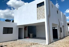 Foto de casa en venta en s/n , rincón colonial, mérida, yucatán, 12805185 No. 01