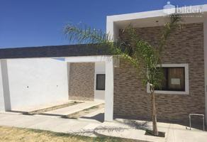 Foto de casa en venta en s/n s/, valle florido, durango, durango, 14869499 No. 01