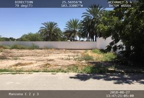 Foto de terreno habitacional en venta en s/n , san armando, torreón, coahuila de zaragoza, 10105879 No. 01