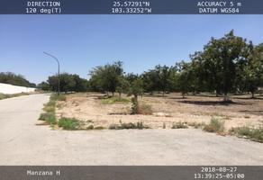 Foto de terreno habitacional en venta en s/n , san armando, torreón, coahuila de zaragoza, 12162324 No. 01