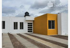 Foto de casa en venta en sn , san isidro, durango, durango, 12497957 No. 01