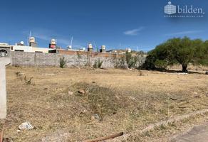 Foto de terreno habitacional en venta en sn , san isidro, durango, durango, 16485308 No. 01