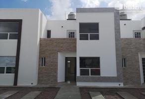 Foto de casa en venta en sn , san isidro, durango, durango, 17699640 No. 01