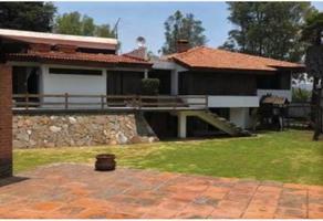 Foto de casa en venta en s/n , san juan totoltepec, naucalpan de juárez, méxico, 5998456 No. 01