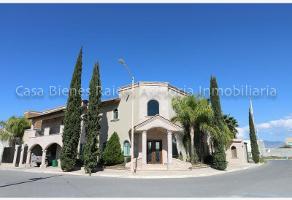 Foto de casa en venta en s/n , san patricio plus, saltillo, coahuila de zaragoza, 11675240 No. 01