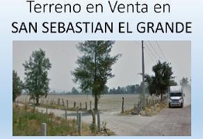 Foto de terreno comercial en venta en s/n , san sebastián el grande, tlajomulco de zúñiga, jalisco, 6362016 No. 01