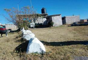 Foto de terreno habitacional en venta en sn , santa cruz amalinalco, chalco, méxico, 0 No. 01