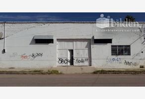 Foto de nave industrial en venta en sn , santa fe, durango, durango, 16836110 No. 01