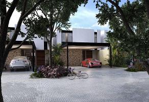 Foto de casa en condominio en venta en s/n , santa gertrudis copo, mérida, yucatán, 10055030 No. 01