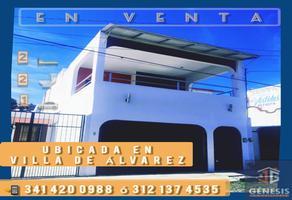 Foto de casa en venta en s/n , senderos de rancho blanco, villa de álvarez, colima, 18486340 No. 01