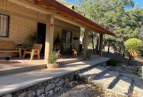 Foto de rancho en venta en sn , sierra hermosa, arteaga, coahuila de zaragoza, 0 No. 01