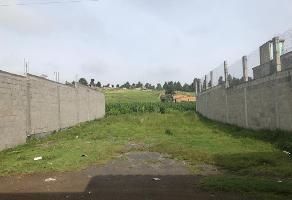 Foto de terreno habitacional en venta en s/n s/n , capultitlán, toluca, méxico, 17697637 No. 01