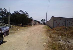 Foto de terreno habitacional en venta en s/n s/n , santa maría atlihuetzian, yauhquemehcan, tlaxcala, 12816366 No. 01