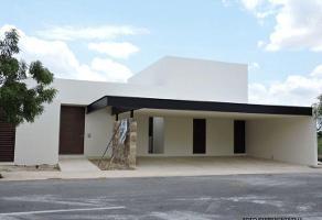 Foto de casa en condominio en venta en s/n , temozon norte, mérida, yucatán, 10046122 No. 01