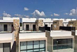 Foto de casa en condominio en venta en s/n , temozon norte, mérida, yucatán, 11094909 No. 01