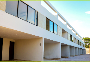 Foto de casa en condominio en venta en s/n , temozon norte, mérida, yucatán, 9949158 No. 01