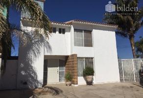 Foto de casa en venta en s/n , tres misiones, durango, durango, 13607559 No. 01