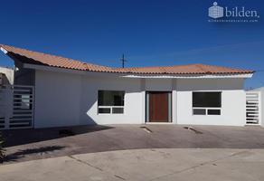 Foto de casa en venta en s/n , tres misiones, durango, durango, 14965447 No. 01