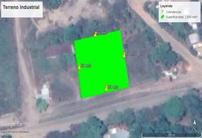 Foto de terreno industrial en venta en s/n , tuxtepec centro, san juan bautista tuxtepec, oaxaca, 7523034 No. 01