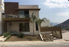 Foto de casa en venta en s/n , valle de bosquencinos 1era. etapa, monterrey, nuevo león, 10152718 No. 01