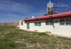 Foto de terreno habitacional en venta en s/n , valle de méxico, durango, durango, 14557122 No. 01