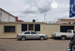 Foto de casa en venta en s/n , valle del sur, durango, durango, 9535380 No. 01