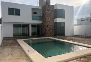 Foto de casa en venta en s/n , verde limón conkal, conkal, yucatán, 14542534 No. 01
