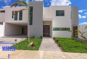 Foto de casa en venta en s/n , verde limón conkal, conkal, yucatán, 14548311 No. 01