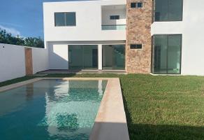 Foto de casa en venta en s/n , verde limón conkal, conkal, yucatán, 14556399 No. 01