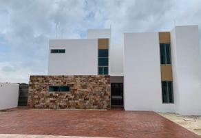 Foto de casa en venta en s/n , verde limón conkal, conkal, yucatán, 14691372 No. 01