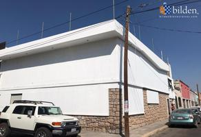 Foto de edificio en renta en s/n , victoria de durango centro, durango, durango, 19140404 No. 01