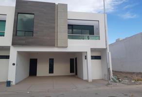 Foto de casa en venta en s/n , villas de las perlas, torreón, coahuila de zaragoza, 14965379 No. 01