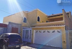 Foto de casa en venta en s/n , villas de san francisco, durango, durango, 14962623 No. 01