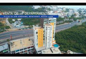 Foto de departamento en venta en s/n , villas de san jerónimo, monterrey, nuevo león, 0 No. 01