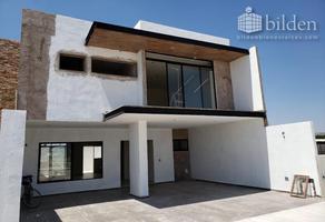 Foto de casa en venta en s/n , villas del sol, durango, durango, 10189662 No. 01