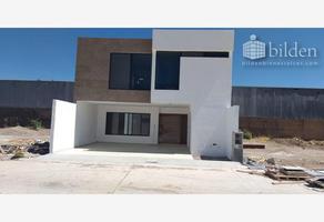 Foto de casa en venta en s/n , villas del sol, durango, durango, 10191308 No. 01