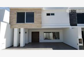 Foto de casa en venta en s/n , villas del sol, durango, durango, 14525859 No. 01
